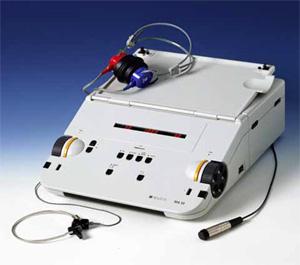 Диагностический аудиометр MAICO ST 20 BC. Внешний вид