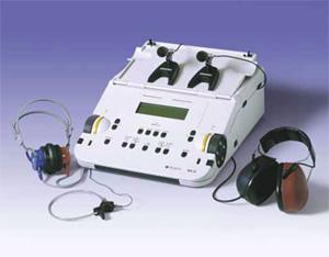 Диагностический аудиометр MAICO MA-53. Внешний вид