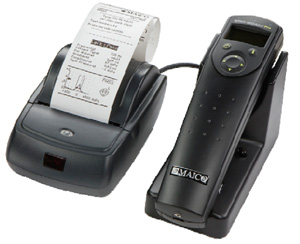 Прибор для регистрации вызванной отоакустической эмиссии MAICO ERO SCAN Pro. Внешний вид