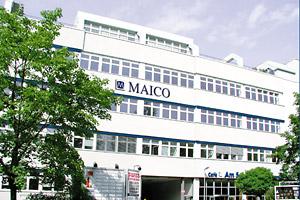 Офіс Maico Diagnostic у Німеччині