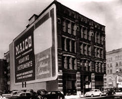 Офіс Maico Diagnostic у США, 1937